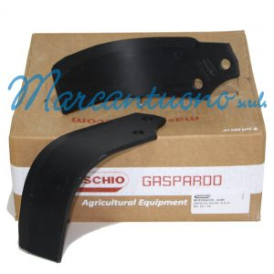 Zappe curve per fresa Maschio 80x7 cod M19100423R / M19100424R