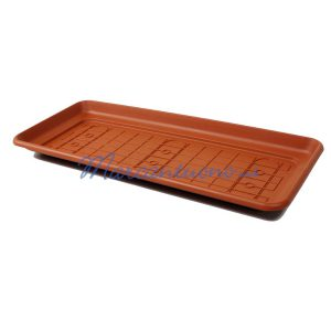 Sottocassetta larga plastica mod Daphne cod 6120592