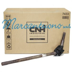 Albero differenziale ponte anteriore New Holland cod 5164853