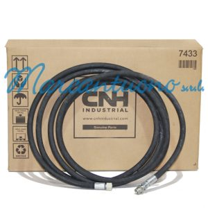Tubo flessibile idraulico braccio sollevatore New Holland cod 85820596