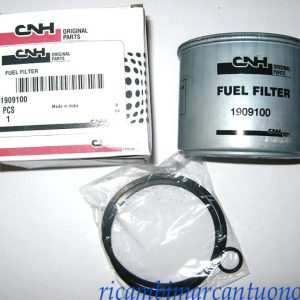 Filtro carburante New Holland cod 1909100