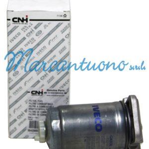 Filtro carburante New Holland cod 98439682