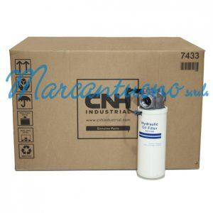 Filtro olio idraulico New Holland cod 86507030