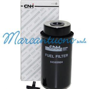 Filtro carburante New Holland cod 84565924