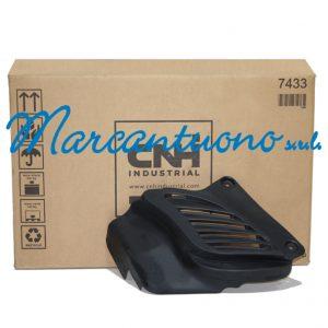 Griglia sinistra cofano New Holland cod 47128408