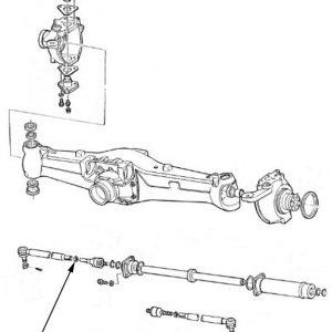 Dado cilindro sterzo New Holland cod 81878544