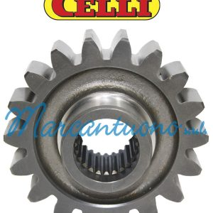 Ingranaggio superiore Z 18 Celli cod 422617