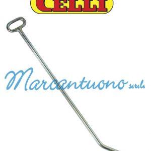 Leva comando cavo flessibile Celli cod 362521