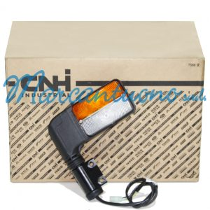 Luce anteriore sinistra New Holland cod 47133211