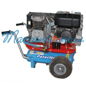 Motocompressore carrellato benzina serie Fj 3923 cod 2582