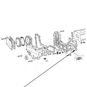 Serie guarnizioni motore New Holland cod 99440820