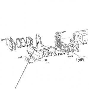 Serie guarnizioni motore New Holland cod 99440821