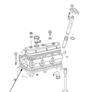 Serie guarnizioni motore New Holland cod 99481361