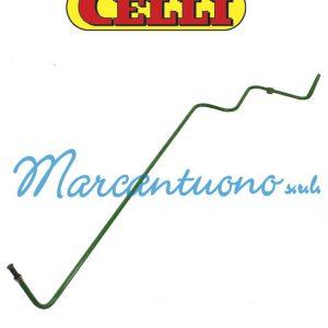 Tubo ritorno 305-330 GT Celli cod 023110