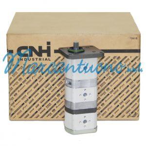 Pompa Idraulica controllo di sterzo New Holland cod 87643308