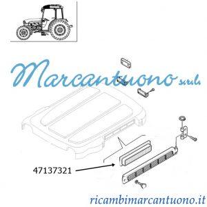 Filtro aria cabina New Holland - cod 47137321