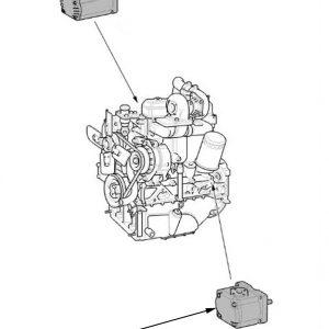 Pompa idraulica New Holland cod 84530154