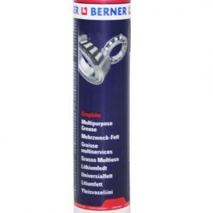 Cartuccia grasso multiuso grafite Berner cod 215895-12