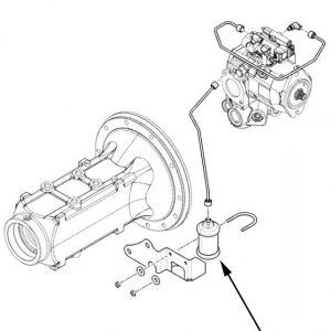 Filtro idraulico risuonatore New Holland cod 84408141
