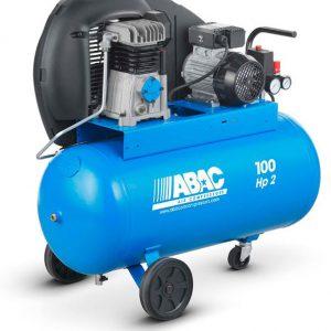 Compressore aria a pistone lubrificato A29 100 CM2 Abac cod 4116024562