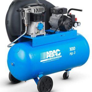 Compressore aria a pistone lubrificato A29B 100 CT3 Abac cod 4116024565