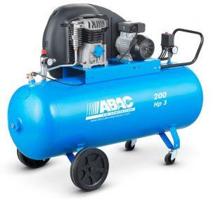 Compressore aria a pistone lubrificato A29B CT3 Abac cod 4116024535