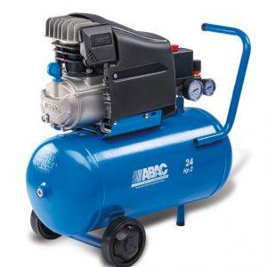 Compressore aria a pistone lubrificato L20 Abac cod 1129100021