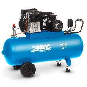 Compressore aria a pistone lubrificato PRO B4900 CT4 Abac cod 4116019571