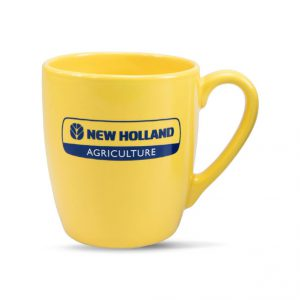 Mug bombato NH AG giallo New Holland cod 3141904