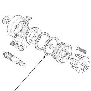 Disco-conduttore-frizione-New-Holland-cod-566519