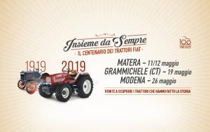 Fiat Centenario - Matera