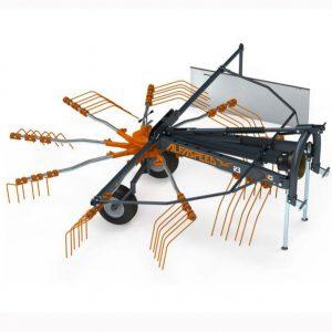 Andanatore portato a rotore singolo con testa fissa modello R3