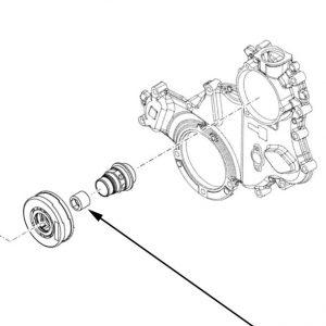 Filtro Aria motore New Holland - cod 5801686484